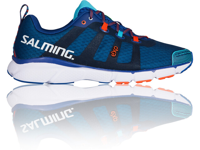 Salming enRoute 2 Løbesko Herrer blå | Running shoes